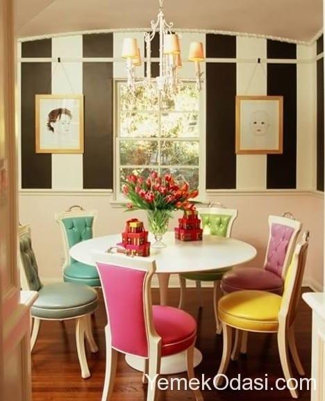 renkli yemek odası (2)
