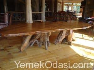 rustik yemek masası (3)