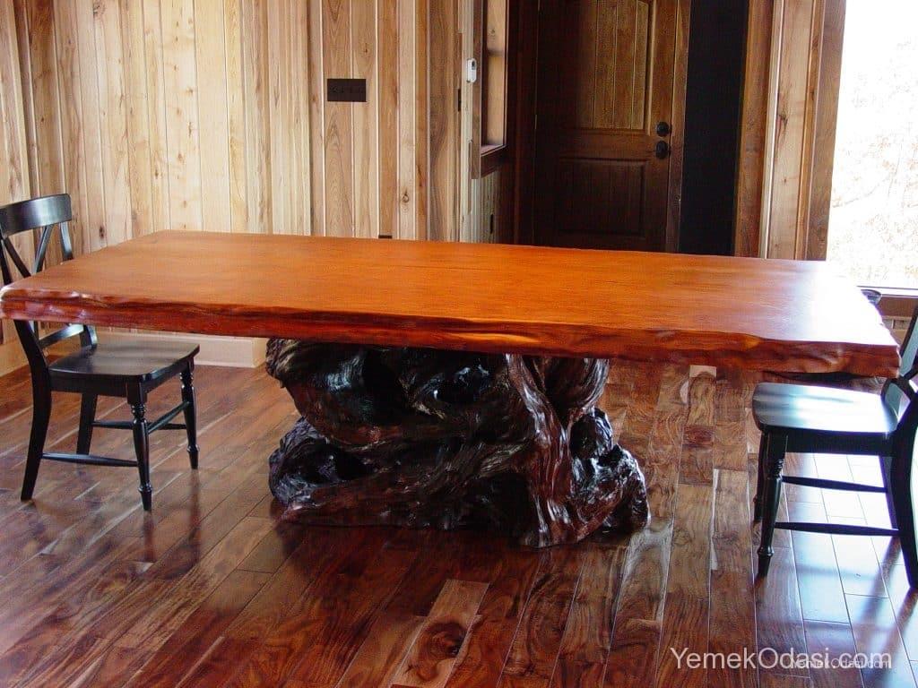 rustik yemek masası (4)