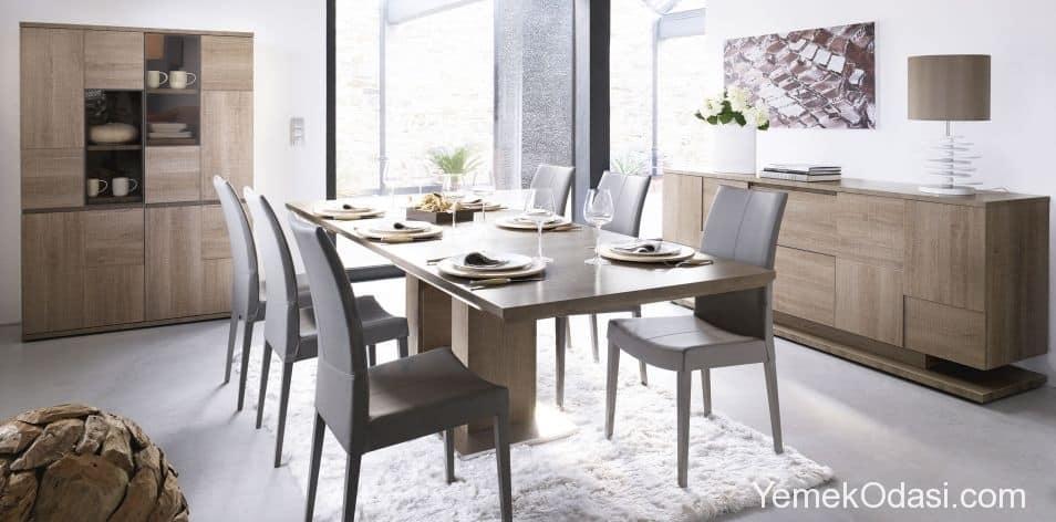 2015 yemek odas modelleri yemek odas ve dekorasyon for Salle a manger gautier