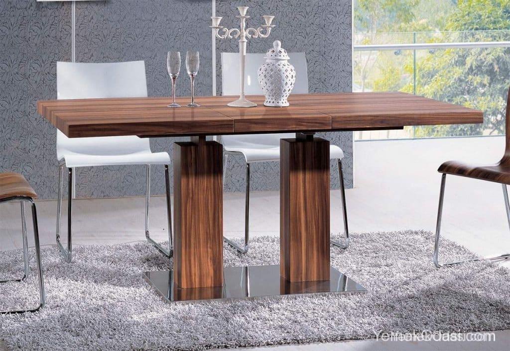 modern ahşap yemek masası (3)