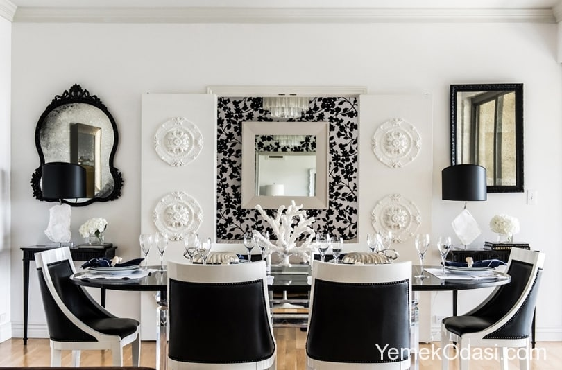 siyah-beyaz-yemek-odalari-7