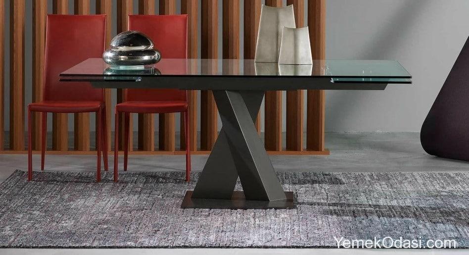 siyah yemek masaları (2)