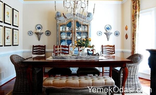 tabaklarla-yemek-odasi-duvar-dekorasyonu-7