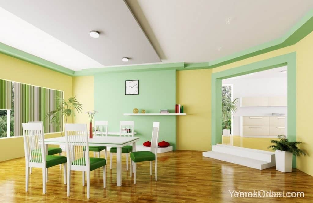 yeni model yemek odası