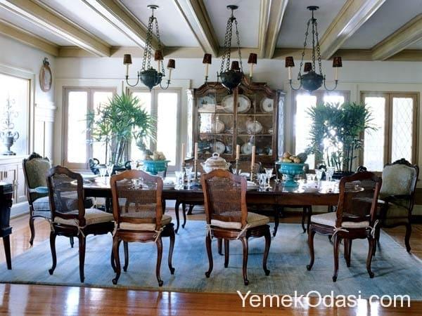 fransiz-stili yemek-odalari-4