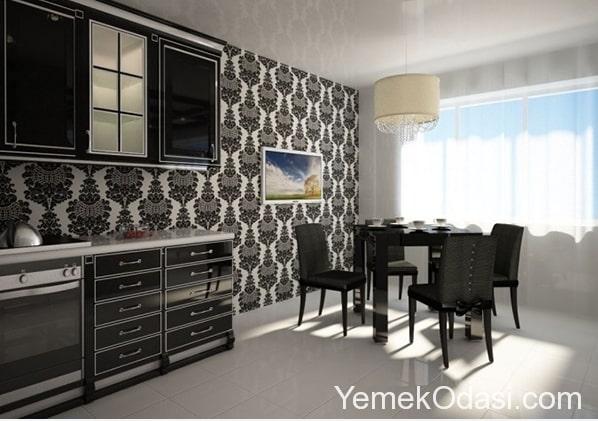 siyah-modern-yemek-odalari-2