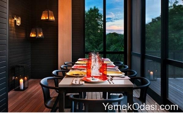 siyah-modern-yemek-odalari