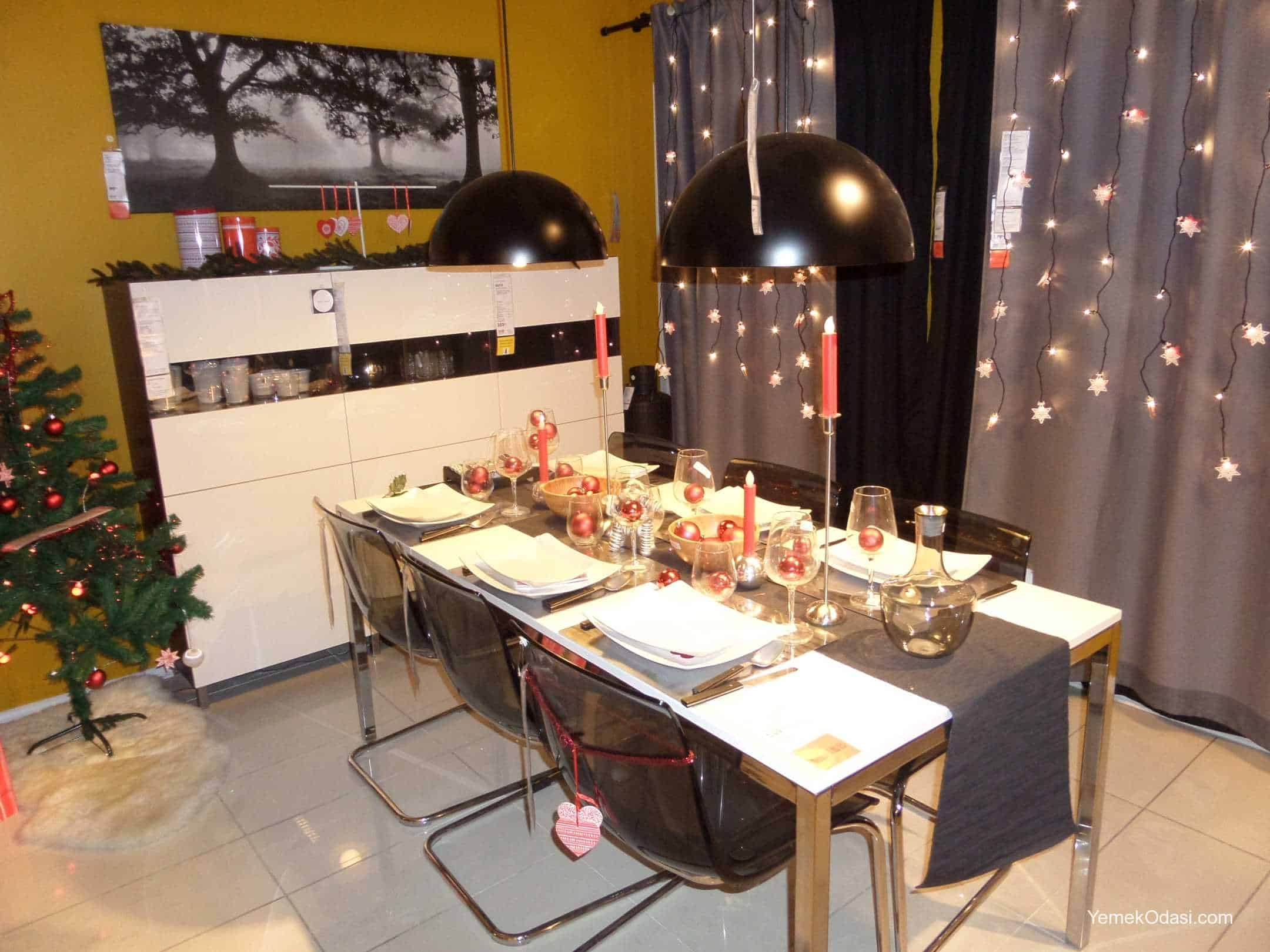 2015 Ikea Yemek Odalari Yemek Odasi