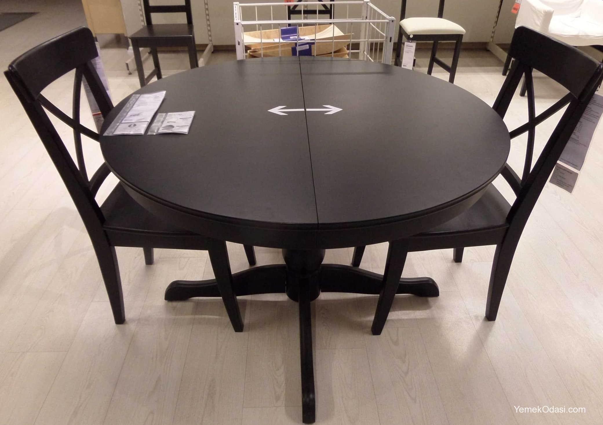 Yeni Ikea Yemek Masalari 2