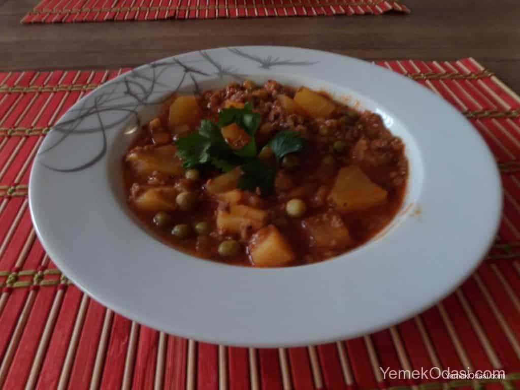 kiymali-patates-yemegi