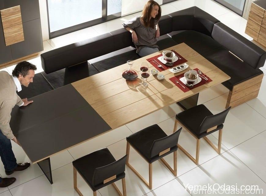 Kullanl Yemek Odalar Odas Ve Dekorasyon