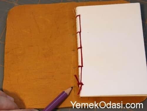 Как сделать твёрдую обложку для тетради