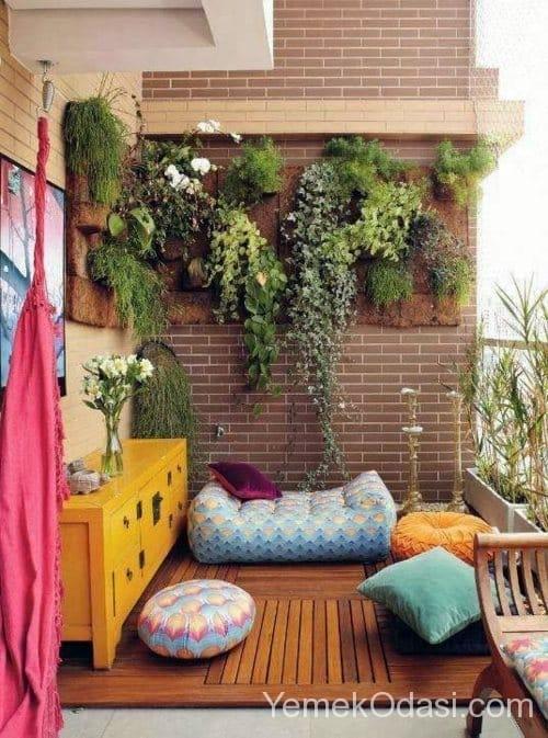 En güzel balkon dekorasyonları (3)