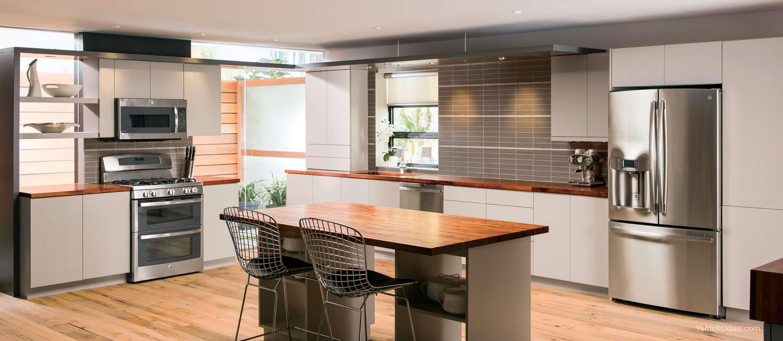 Amerikan Mutfak Dekorasyonları İle Mutfaklarınız Dudak Uçuklatacak 1