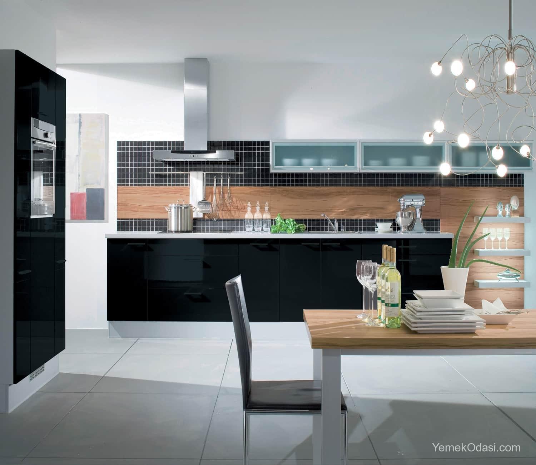 Amerikan Mutfak Dekorasyonları İle Mutfaklarınız Dudak Uçuklatacak 4
