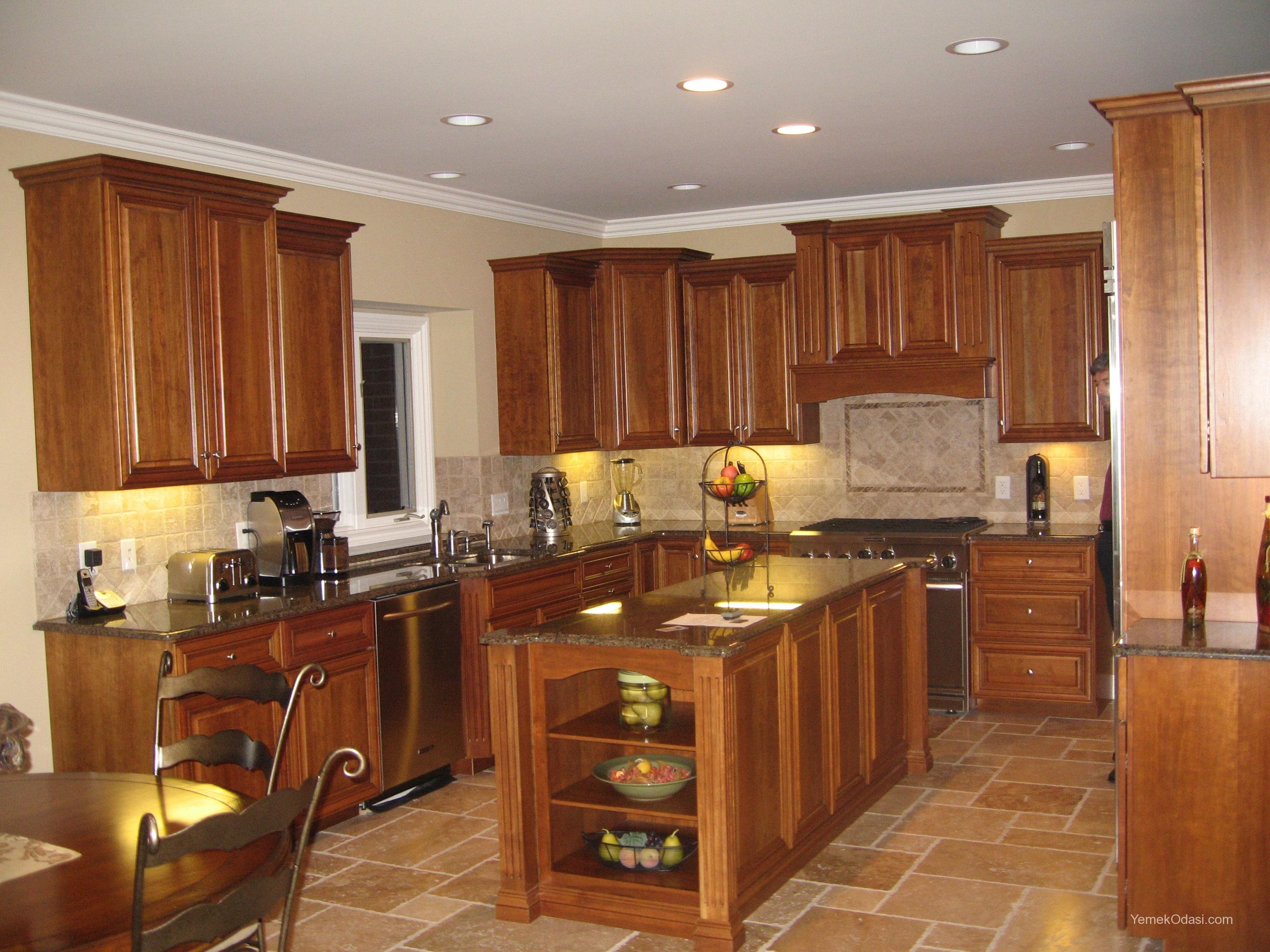 Amerikan Mutfak Dekorasyonları İle Mutfaklarınız Dudak Uçuklatacak 5