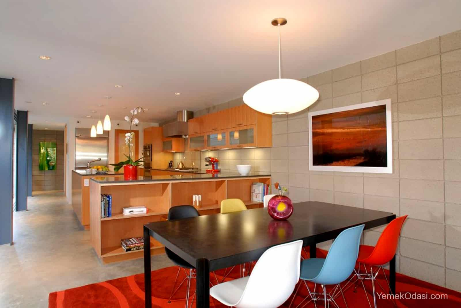 appropriate minimalist design of contemporary american kitchen