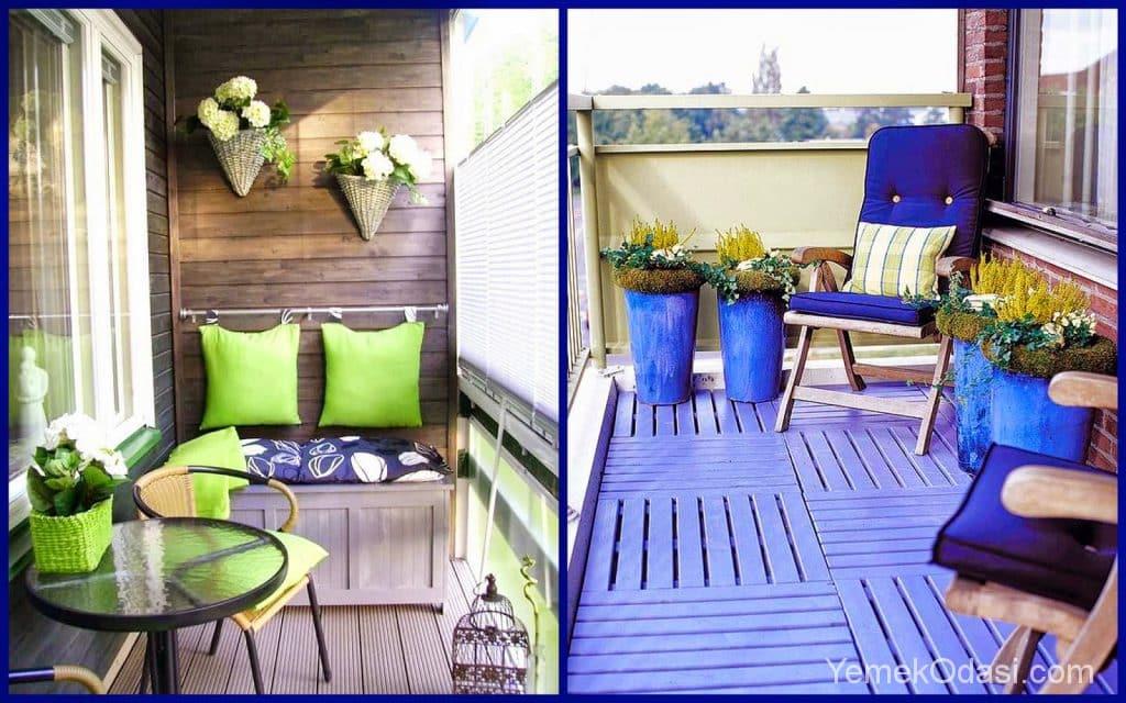 Balkon Dekore Edilirken Dikkat Edilmesi Gerekenler 6
