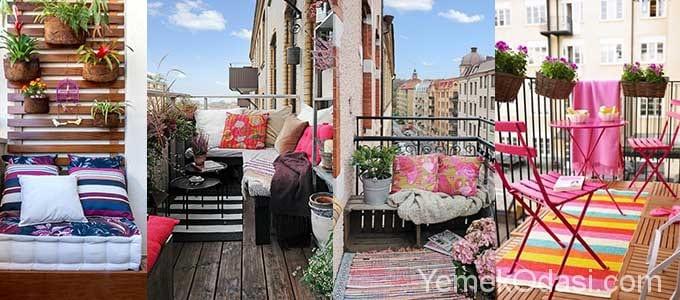Balkon Dekore Edilirken Dikkat Edilmesi Gerekenler 7