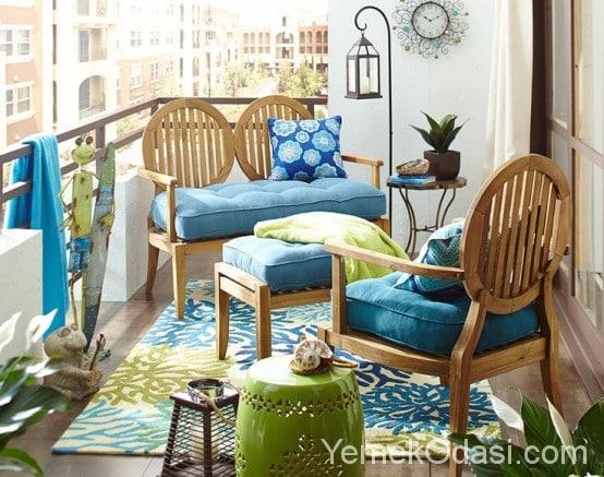 Balkon Dekore Edilirken Dikkat Edilmesi Gerekenler 8