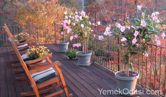Balkon Dekore Edilirken Dikkat Edilmesi Gerekenler 10