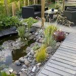 Bahçe Süs Havuzu