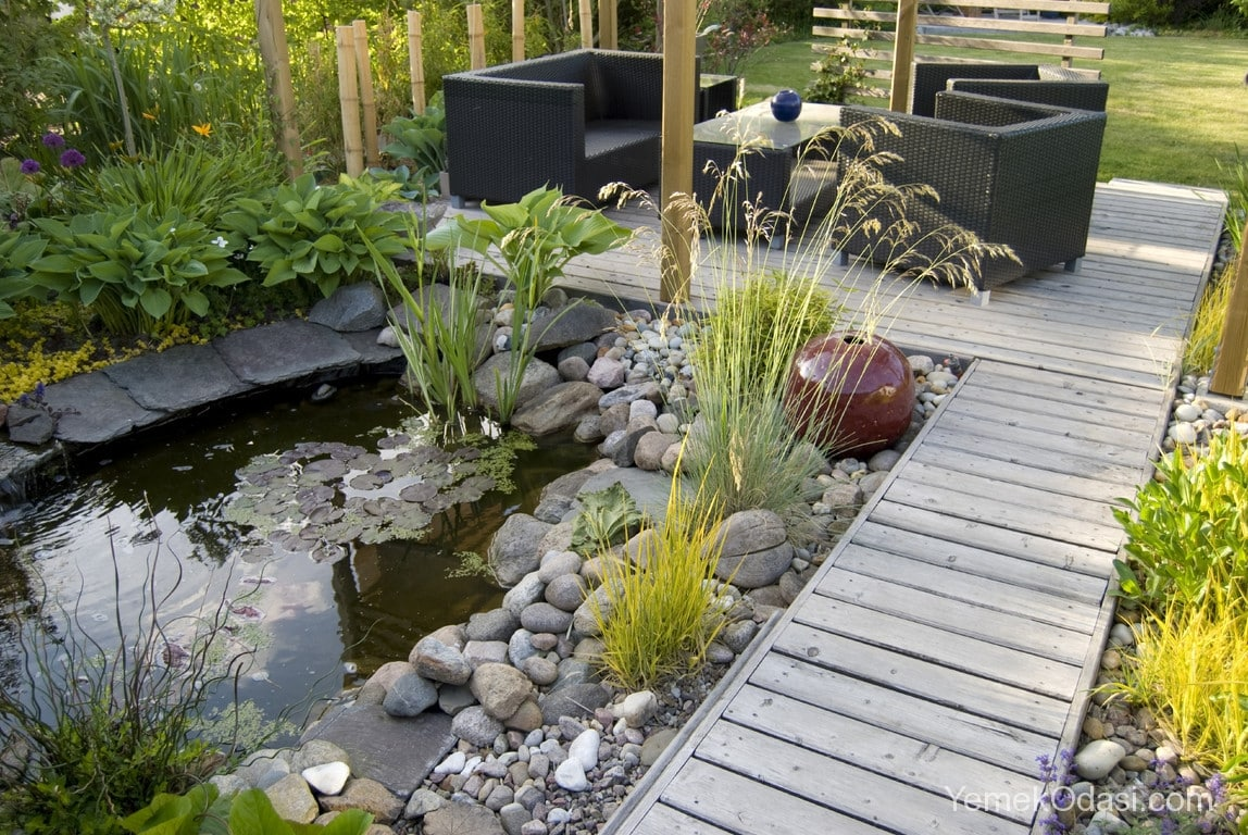Как сделать самому ландшафтный дизайн на даче