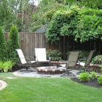 Bahçe Oturma Alanı