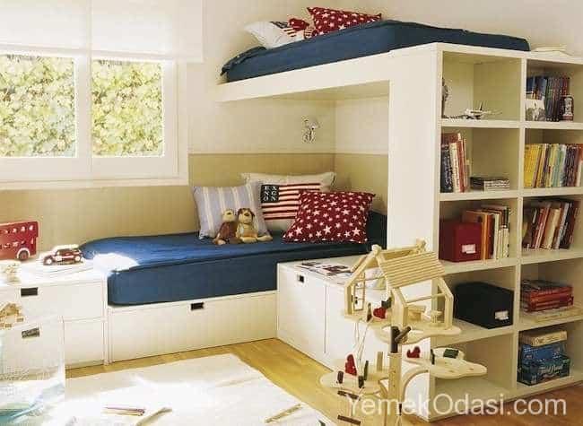 Çocuk Odaları İçin 10 Dekorasyon Fikri