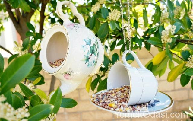 Eski Çaydanlıkları Değerlendirme