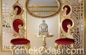 Klasik Sandalye Modelleri 2