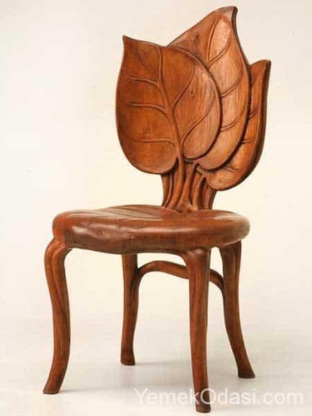 Klasik Sandalye Modelleri 4