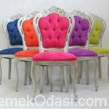 Klasik Sandalye Modelleri 5