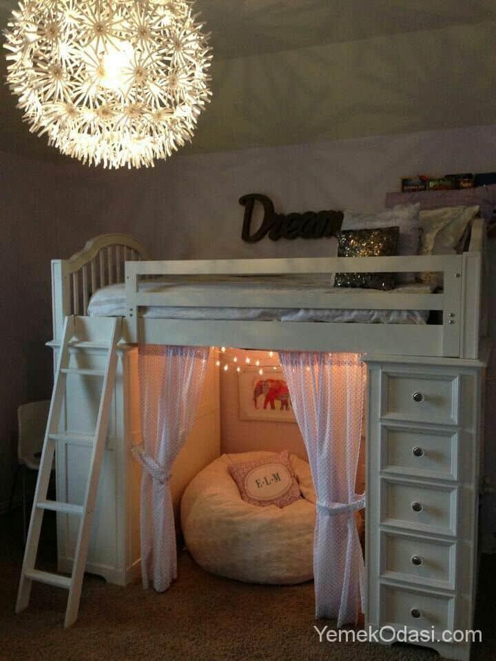 Küçük Çocuk Odaları İçin Dekorasyon Önerileri 1