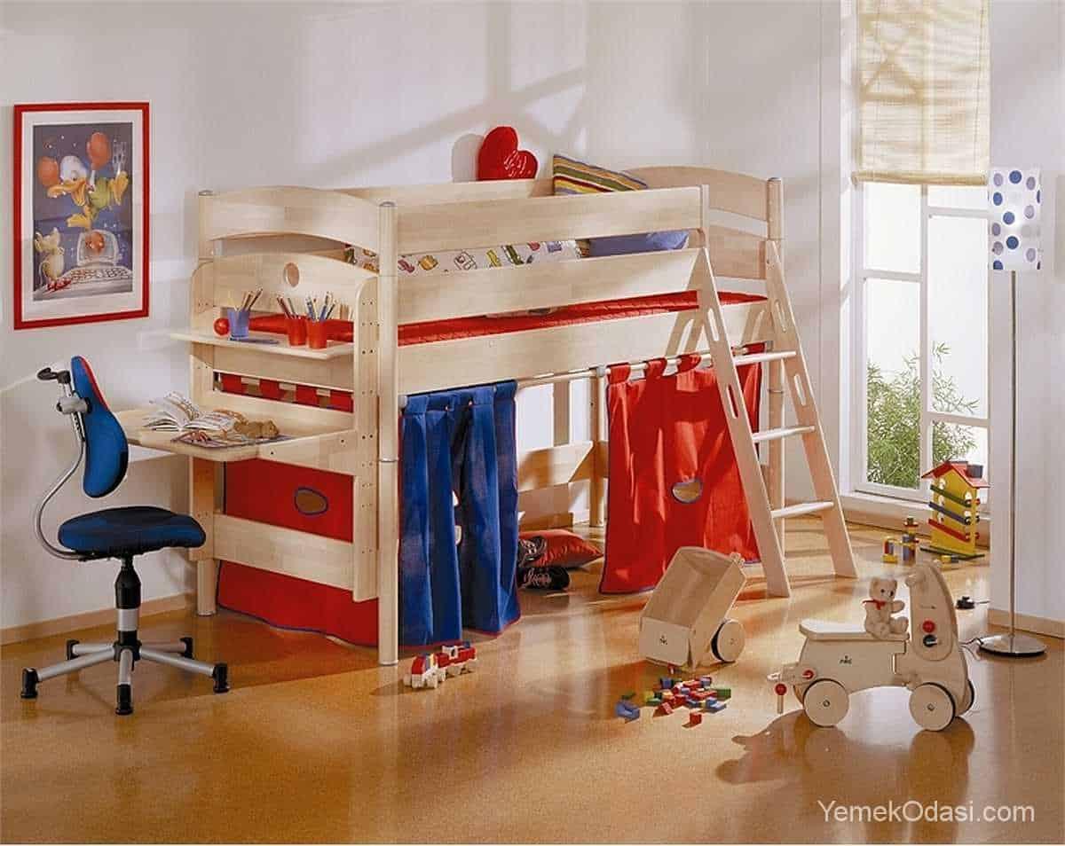 K K Ocuk Odalar In Dekorasyon Nerileri Yemek