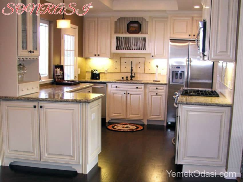 Mutfak Dekorasyonu Örnekleri