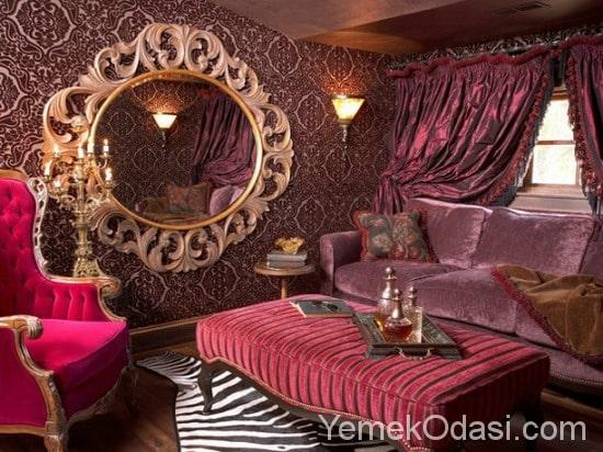 Romantik Ev Dekorasyon Fikirleri 8