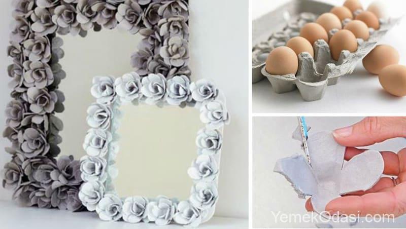 Yumurta Kutularını Değerlendirme