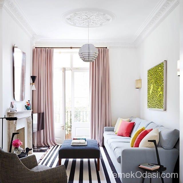 K k oturma odas dekorasyon fikirleri yemek odas ve for Full living room designs