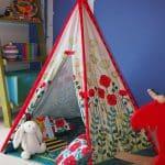 çocuk odası çadırı