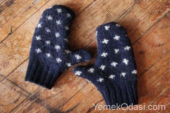 eski kazaklardan eldiven