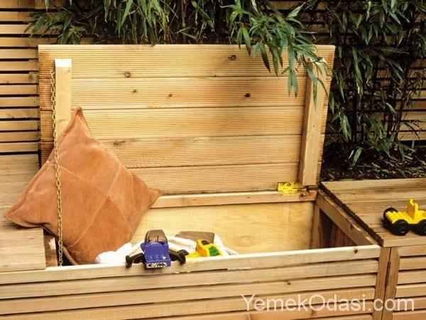 Bahçe Depolama Fikirleri 1