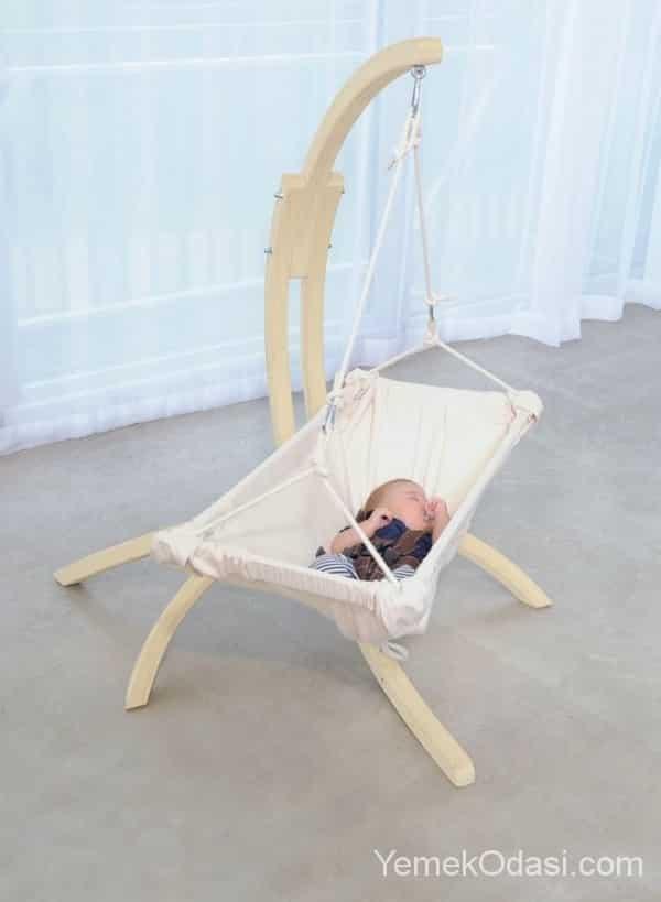 Bebek Odası Hamak Fikirleri 1