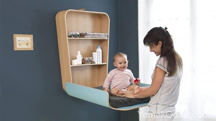 Bebek Odası İ 231 In Alt Değiştirme 220 Niteleri Yemek Odası