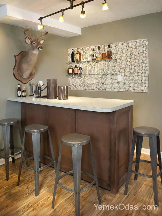evde bar k esi fikirleri 1 yemek odas. Black Bedroom Furniture Sets. Home Design Ideas
