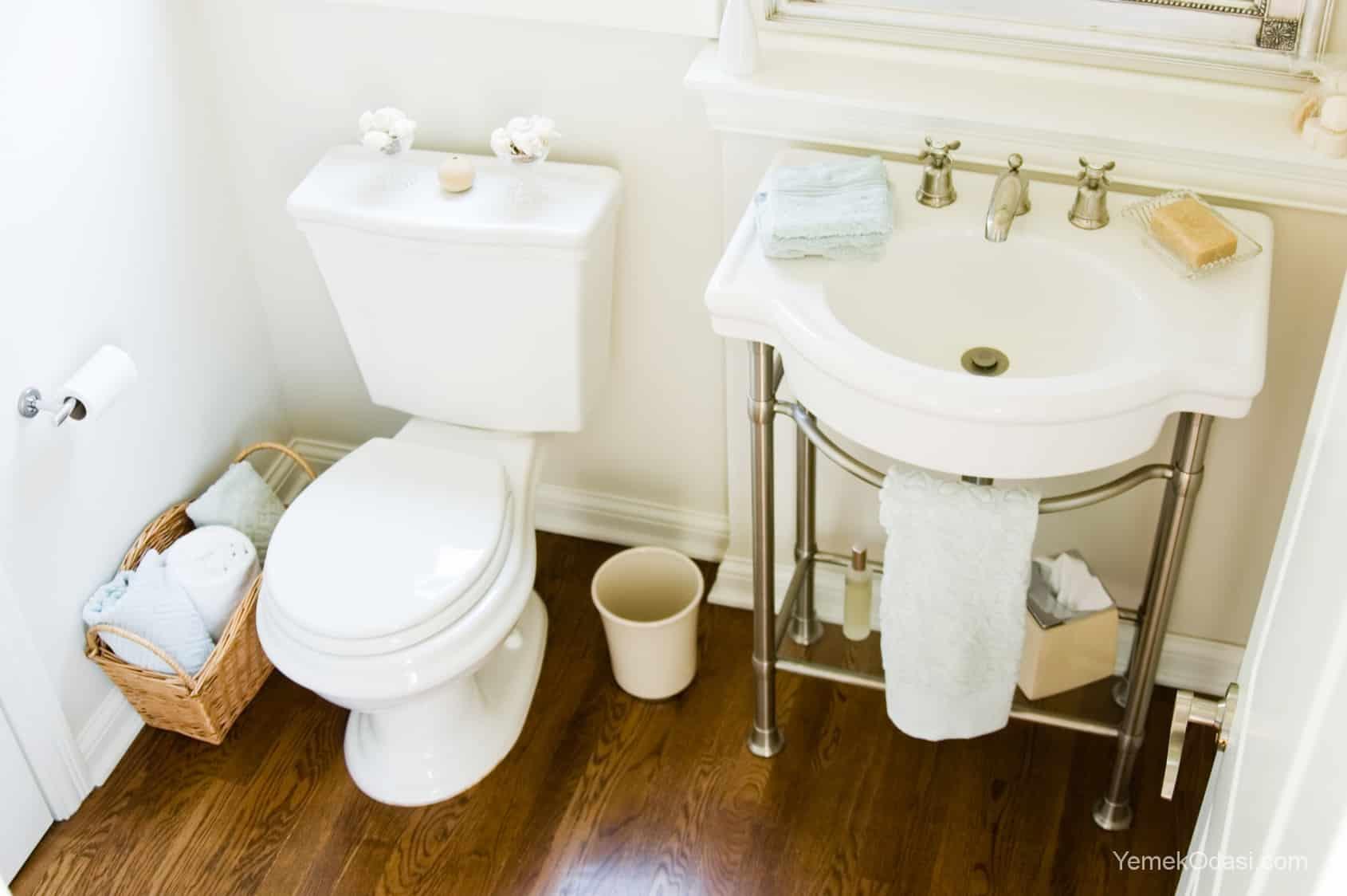 Banyolar İçin Depolama Çözümleri