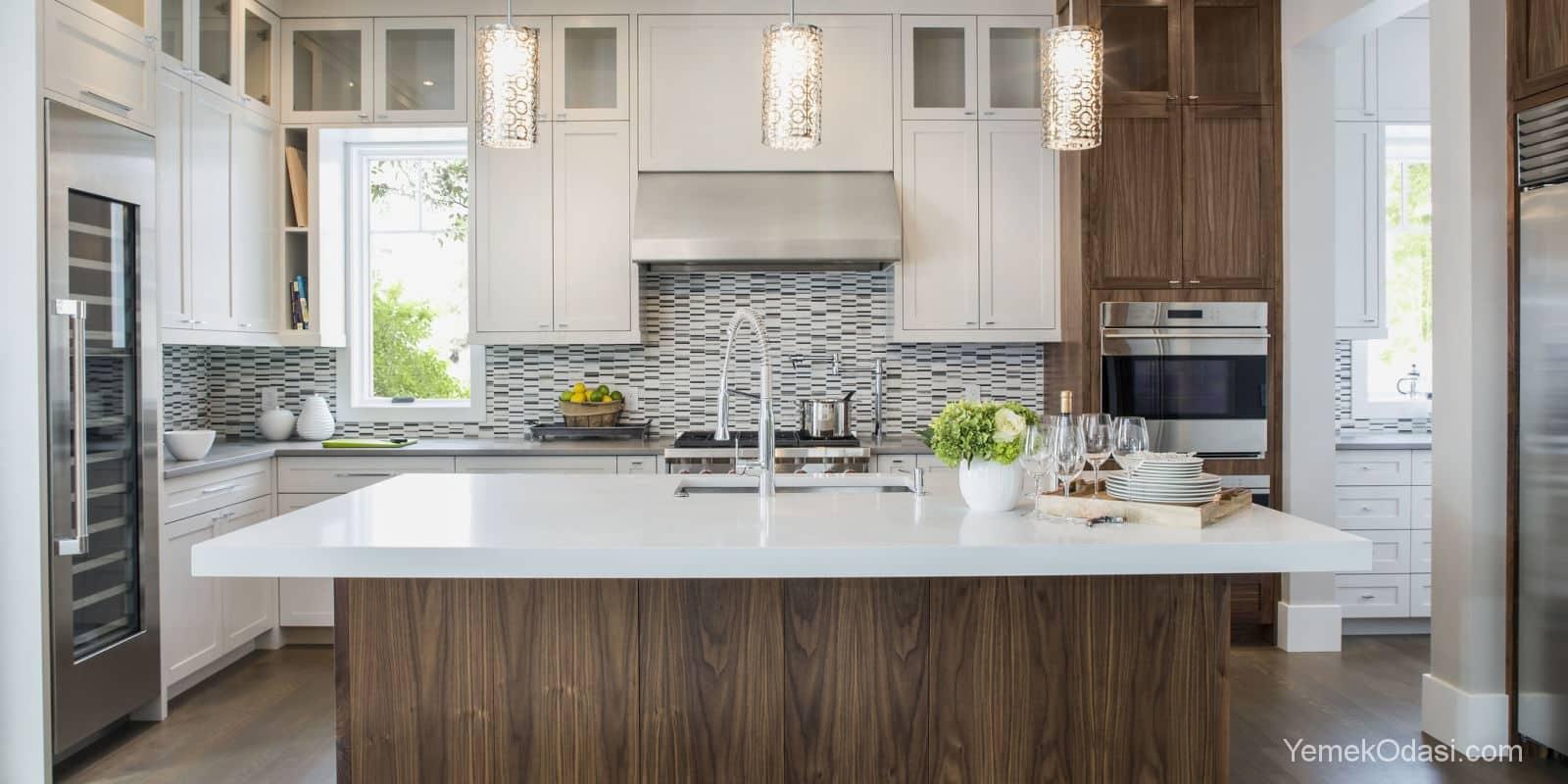 modern mutfak dekorasyon rnekleri 2017 yemek odas ve dekorasyon. Black Bedroom Furniture Sets. Home Design Ideas