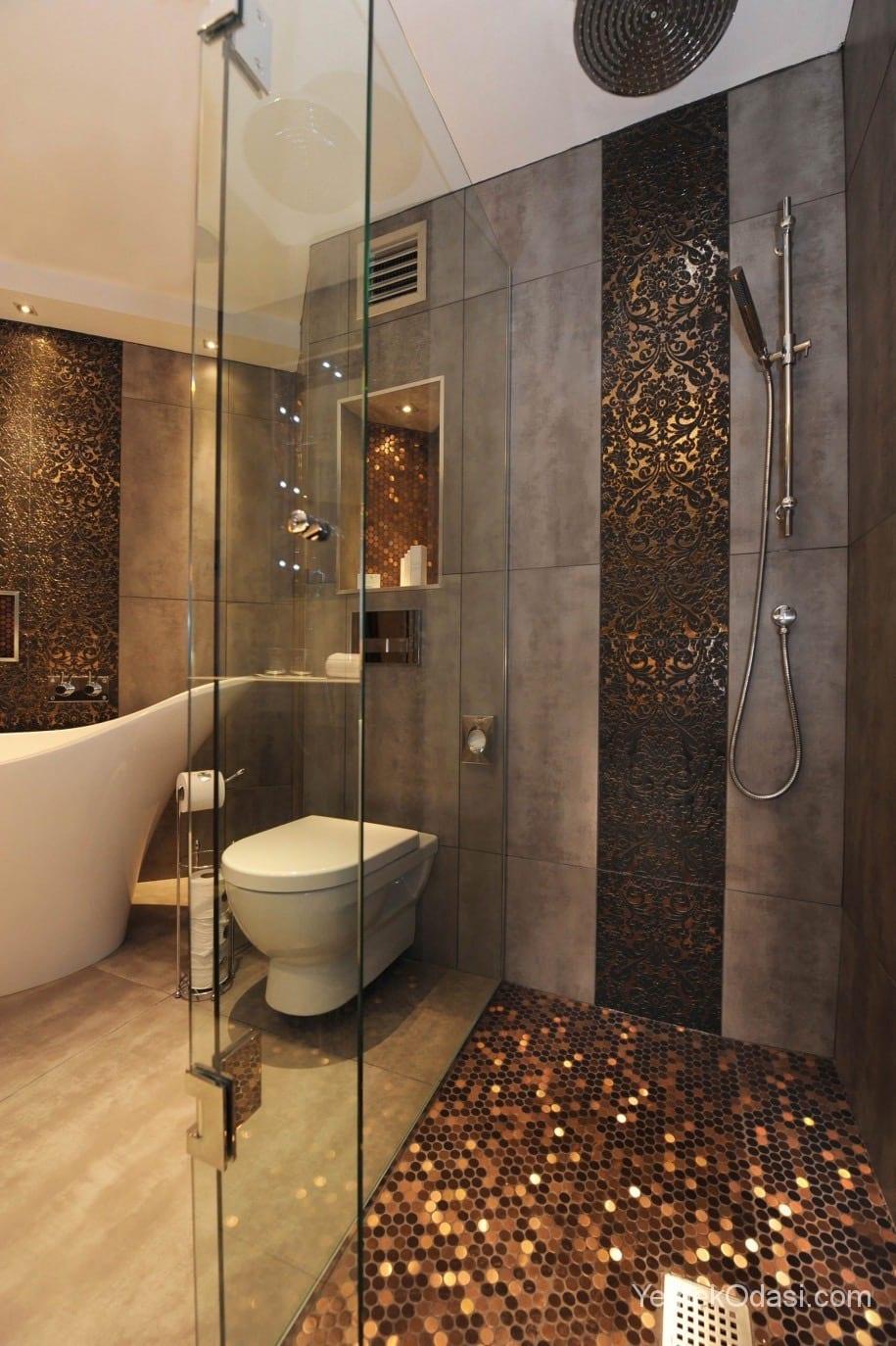 Banyo Dekorasyonunda Son Moda