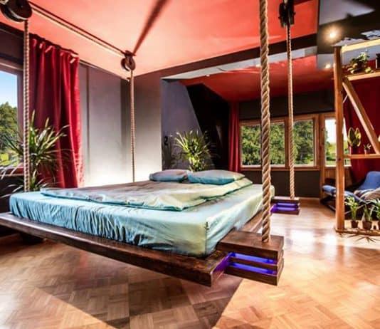 Tavana Asılı Yatak Modelleri 1